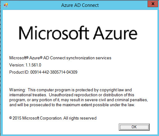 azure-version 1.1.561.0